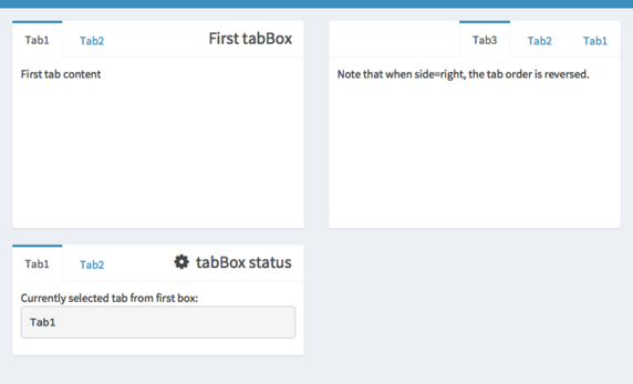 Shiny dashboard structure tabbed boxes publicscrutiny Image collections